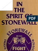 In the Spirit of Stonewall