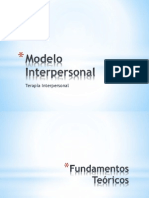 09 Modelo Interpersonal