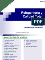 Reingeniería y Calidad Total_parte II
