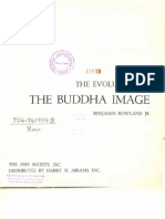 Rowland_The Evolution of the Buddha Image