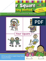 4 Square for Early Learners