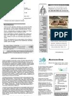 (7) Boletín PIBSAA, 17 de febrero de 2013, núm 7