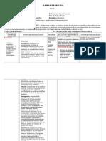 Planificación didáctica  Lengua y Literatura noveno EGB