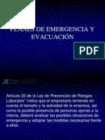Plan de Emergencia y Evacuacixn
