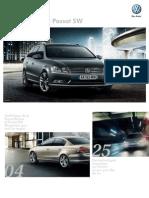 Catalogue Volkwagen Passat