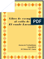 Publicación_Cuentos_Lucanor