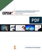 La importancia de la Planificación Estratégica para el desarrollo Económico y Social del país - Piura