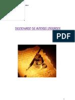Diccionario de Autores Literarios