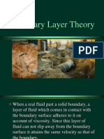 Bounadary Layer Theory