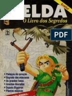 Livro Dos Segredos - The Legend of Zelda - Ocarina of Time (N64)