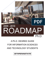 Phd Roadmaptext0910 Complete