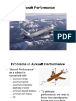 Aircraft Performance I