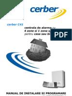 cerberC41_instalare