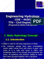 IntroductionHydrology (1)