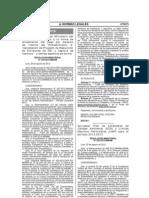 Plan de Calidad Ambiental y Limite Permisible RM 225-2012