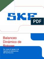 Balanceo Dinamico-Microlog GX