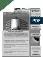 2012 Prova Objetiva Mp Ministerio Publico to Promotor de Justica Substituto