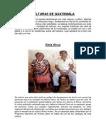 Culturas de Guatemala Lulu