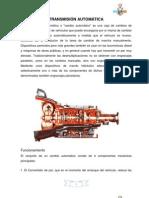 Temario Caja Automatica