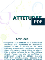 Attitudes, Morale Ppt