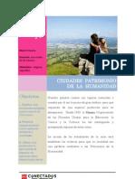 Ciudades Patrimonio de La Humanidad. Primaria. La Localidad Perfecta (1)