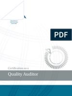 Auditor ISO Guide