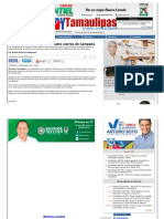26-06-2013 Realizará PRI de Reynosa cuatro cierres de campaña