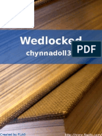 Chynnadoll36 - Wedlocked (Original)