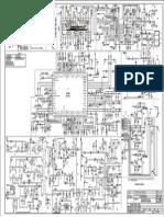 CCE HPS2185FSE_crt Schematic