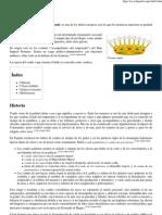 Conde - Wikipedia, La Enciclopedia Libre