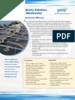 Wonderware Industry Solutions for Water Wastewater
