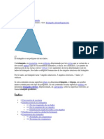 Triángulos Oblicuos  dif