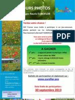 Jeu Concours EUROFLOR 2013(1)