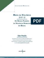 Mapa Sobre a Violencia