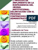 Proceso de Cumplimiento JC PCA