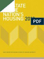 Harvard University Study - State of Nations Housing 2013