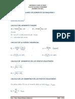 Formulario de Elementos de Maquinas i