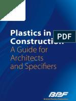 Plastics in Construction