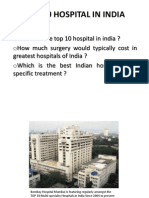 Top 10 Hospital in India info