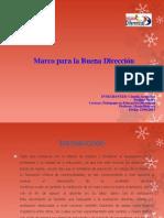 Marco Buena Direccion