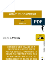 What is Coach
