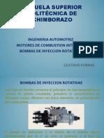 Bombas de Inyeccion Rotativas