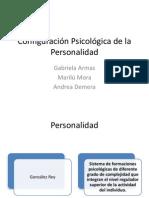 Configuración Psicológica de la Personalidad