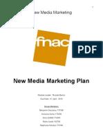 New Marketing Media Plan