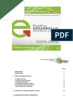 PDM Ecatepec 2013 - 2015