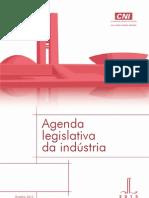 Agenda Legislativa CNI 2013