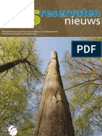 Bosreservatennieuws 10 (juni 2010)