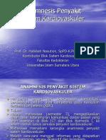 Powerpoint Anamnesis Kardiovaskuler