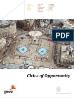 Cities of Opportunities 2012 - http://www.metrecarre.ma