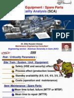 Criticality Analysis 31 01 08
